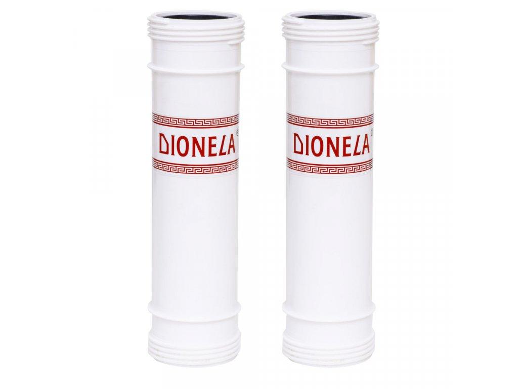 Regenerace filtru Dionela F3DUO