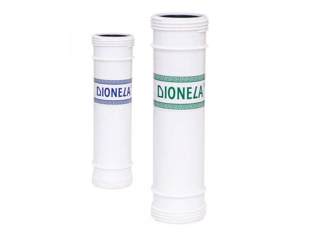 Záměna filtrační vložky Dionely FAM1 za filtrační vložku Dionely FDN2
