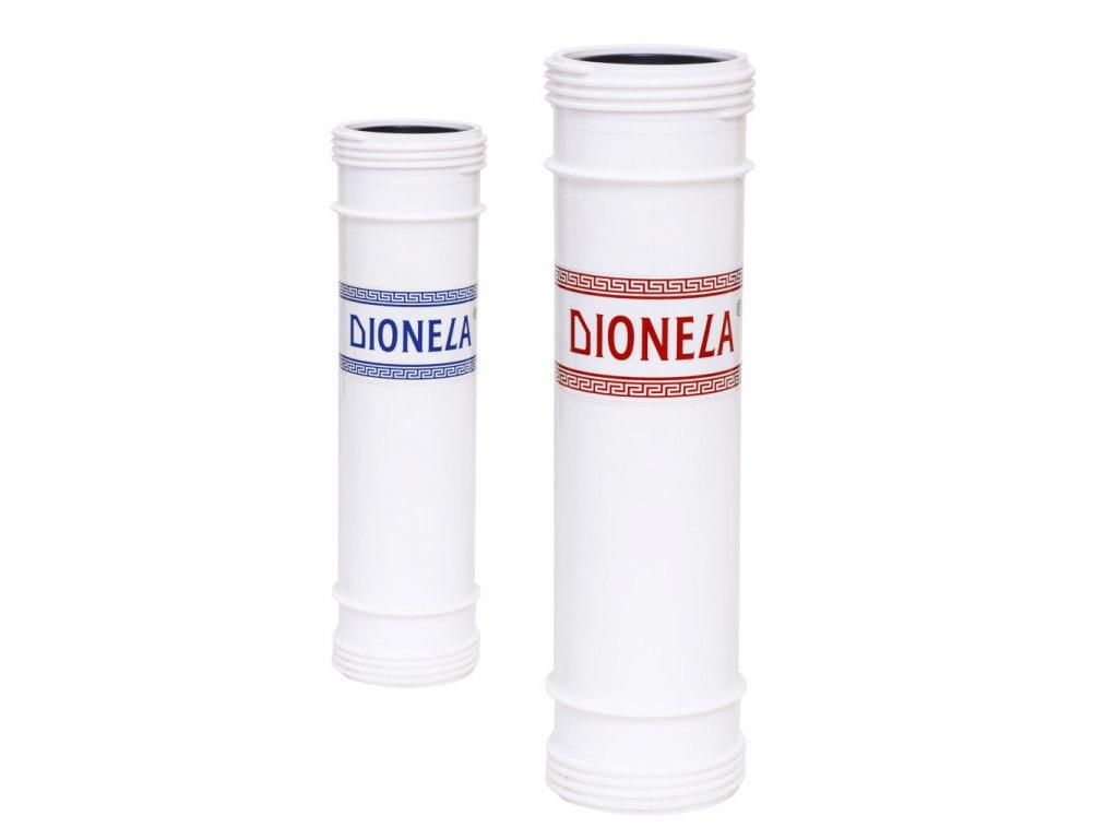 Záměna filtrační vložky Dionely FAM1 za filtrační vložku Dionely FTK3