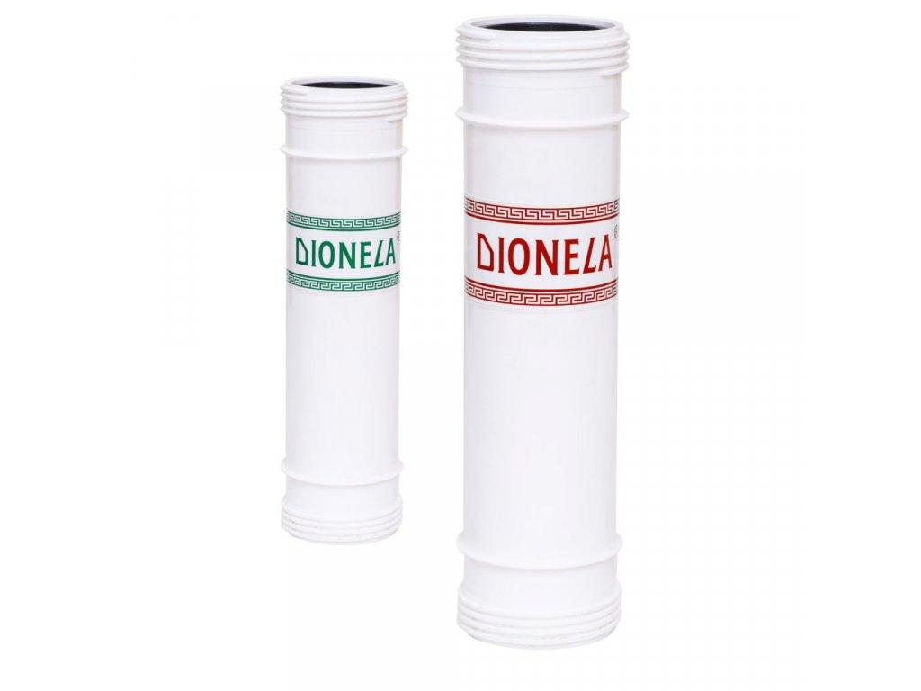 Záměna filtrační vložky Dionely FDN2 za filtrační vložku Dionely FTK3
