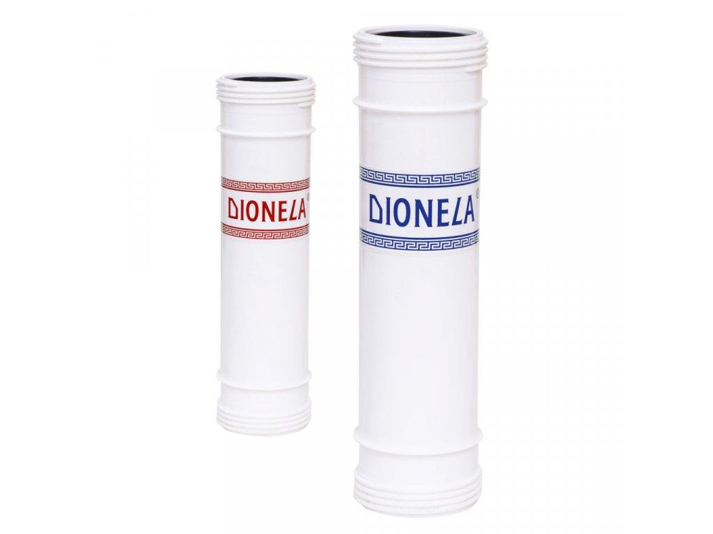 Záměna filtrační vložky Dionely FTK3 za filtrační vložku Dionely FAM1