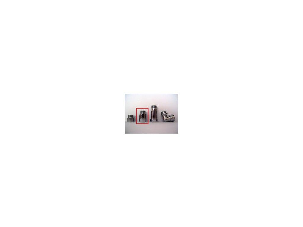 Prodloužení ke sprchovému filtru (chrom, 30mm)
