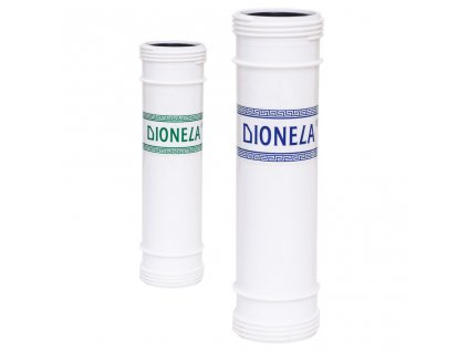Záměna filtrační vložky Dionely FDN2 za filtrační vložku Dionely FAM1