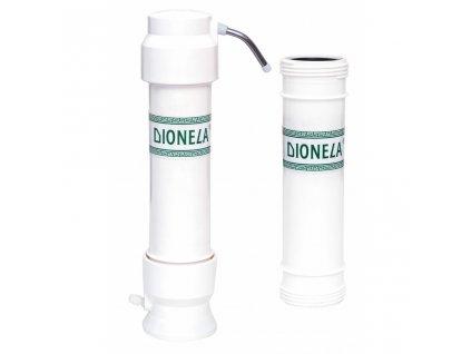 Výhodný komplet Dionela FDN2 na kuchyňskou linku včetně náhradní filtrační vložky V2 + souprava na stanovení dusičnanů N10