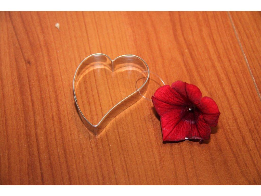 Srdce křivé - malé