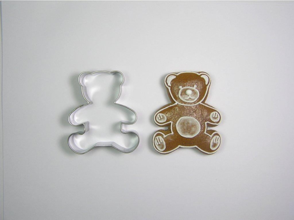 0097 Medvídek perníček formička
