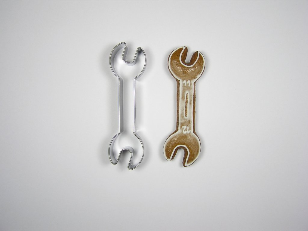 0124 Matkový klíč perníček formička