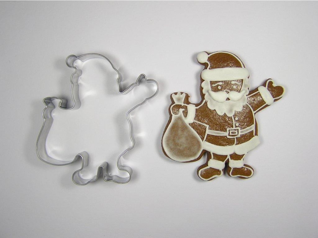 0233 Santa perníček formička