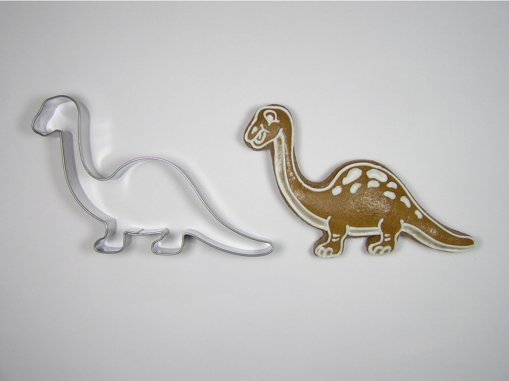 0242 Brontosaurus perníček formička