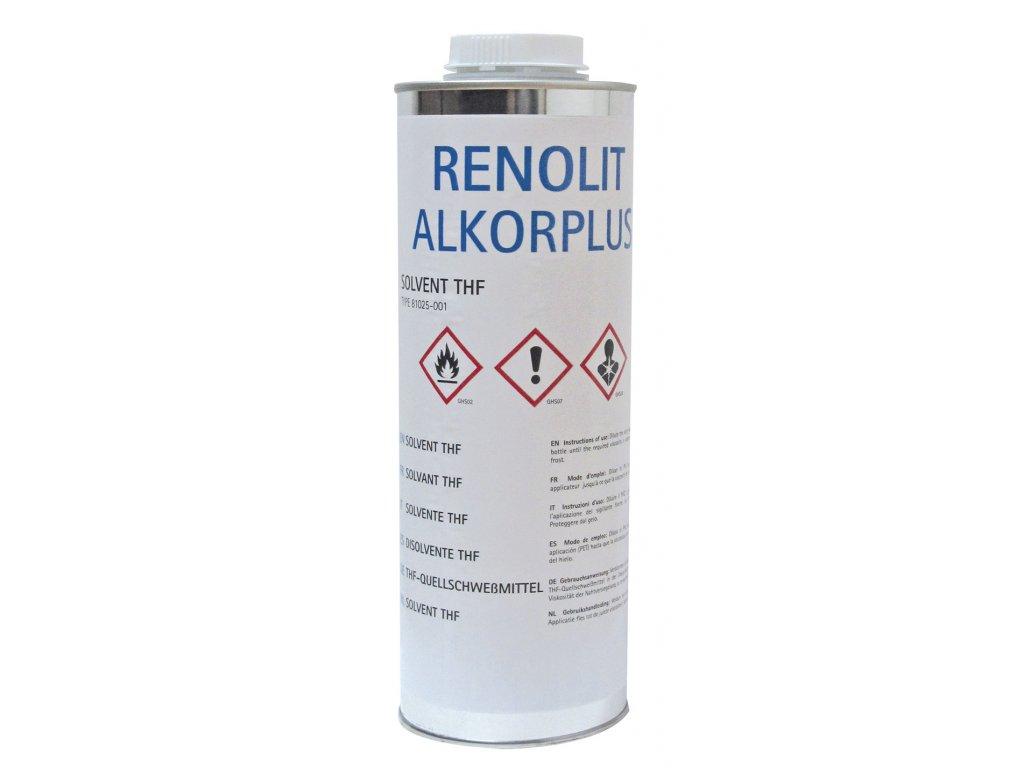 Svařovací hmota PVC-P, Tetrahydrofuran 1 kg
