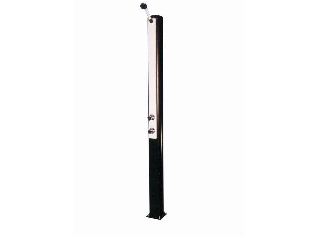 Solární sprcha 35l,kohoutková baterie,standardní kropítko,zad. přívod