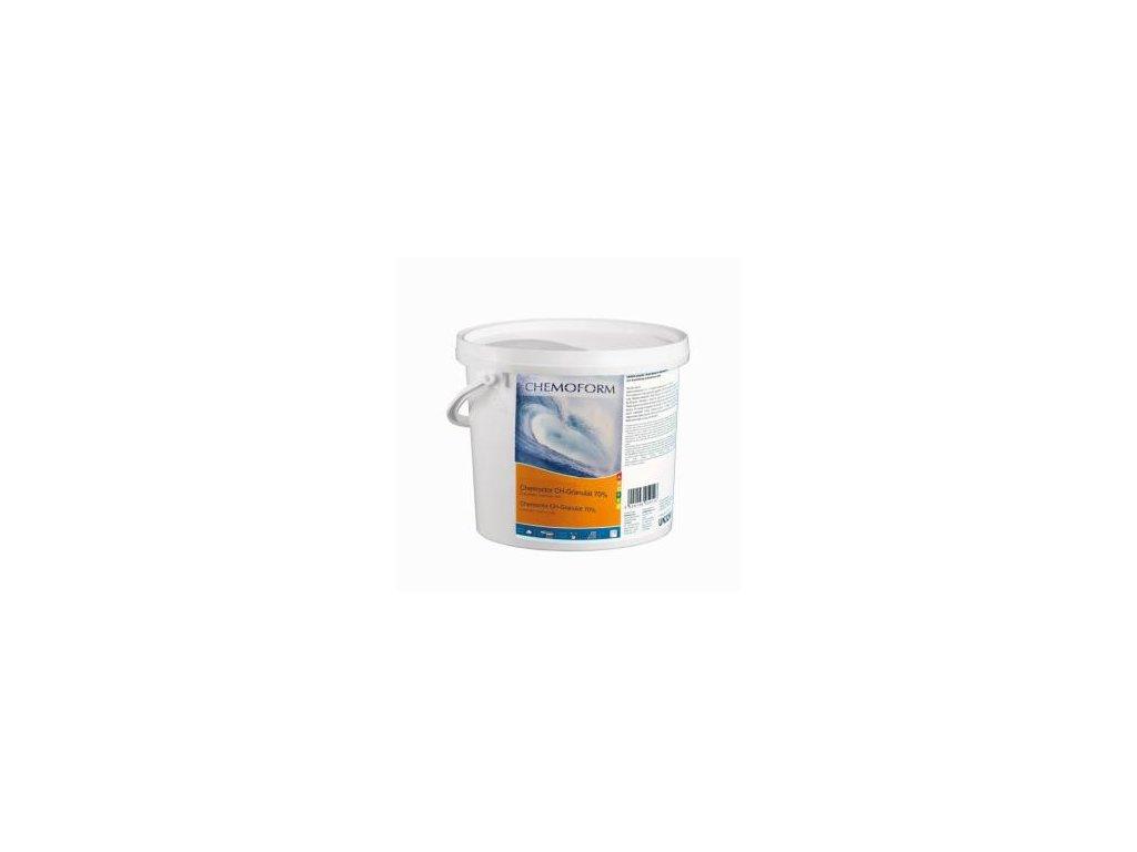 Chlórový granulát rychlorozpustný 5 kg