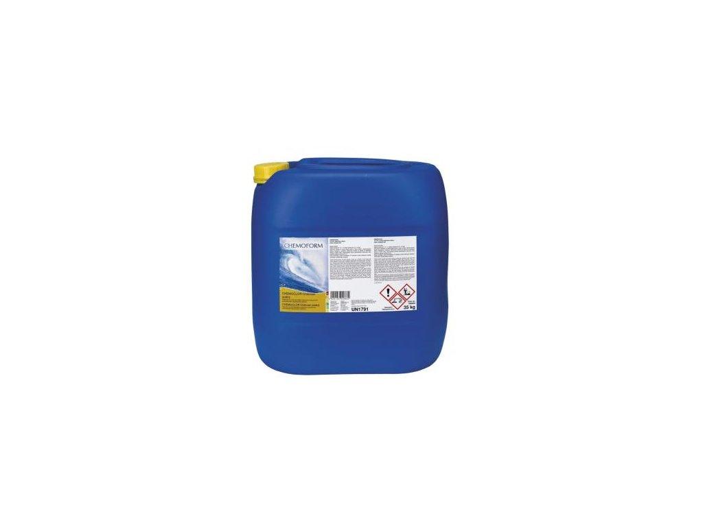 CHEMOCLOR Chlornan sodný 35 kg