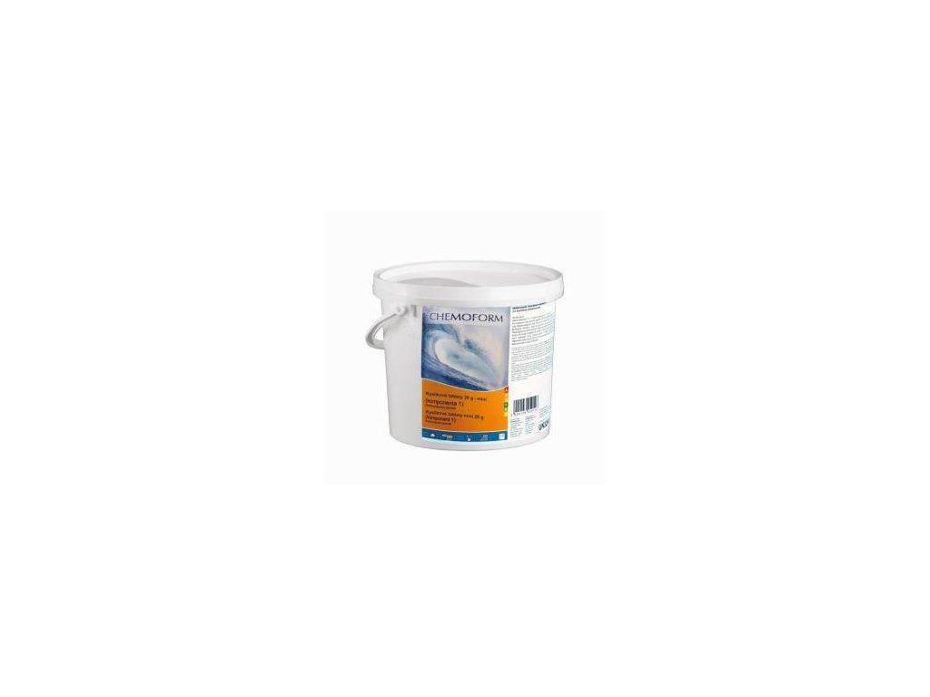 Kyslíkové tablety 20 g mini (komponenta 1) 3 kg