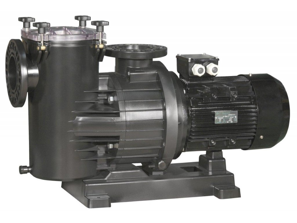Magnus 300 400V, 48 m3h 1, plastová turbína, 2,20 kW