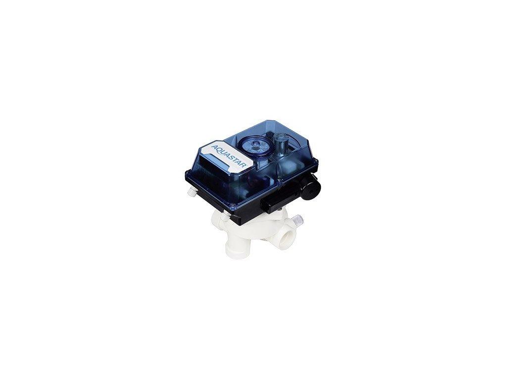 Aquastar 3001 el. ovládání 6 ti cestného ventilu, časově řízený