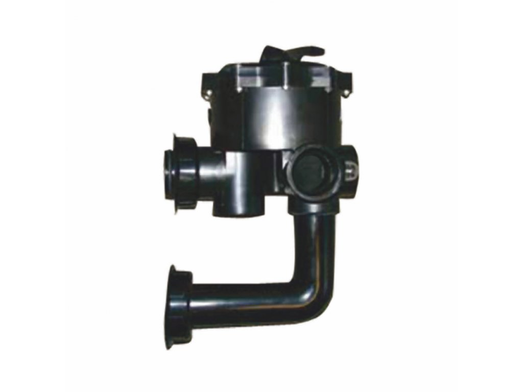 SIDE – 6 ti cestný ventil – III vývody 2 palce
