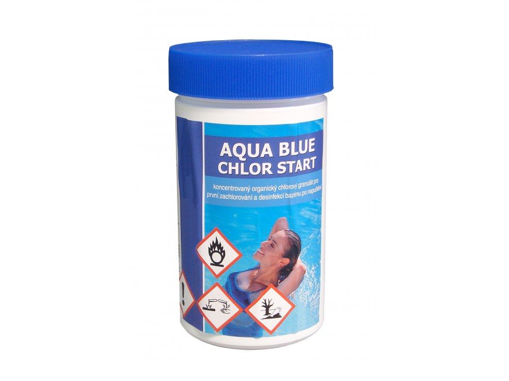 AQUA Blue Chlor start 1 kg DSC05771 pro SHOPTET