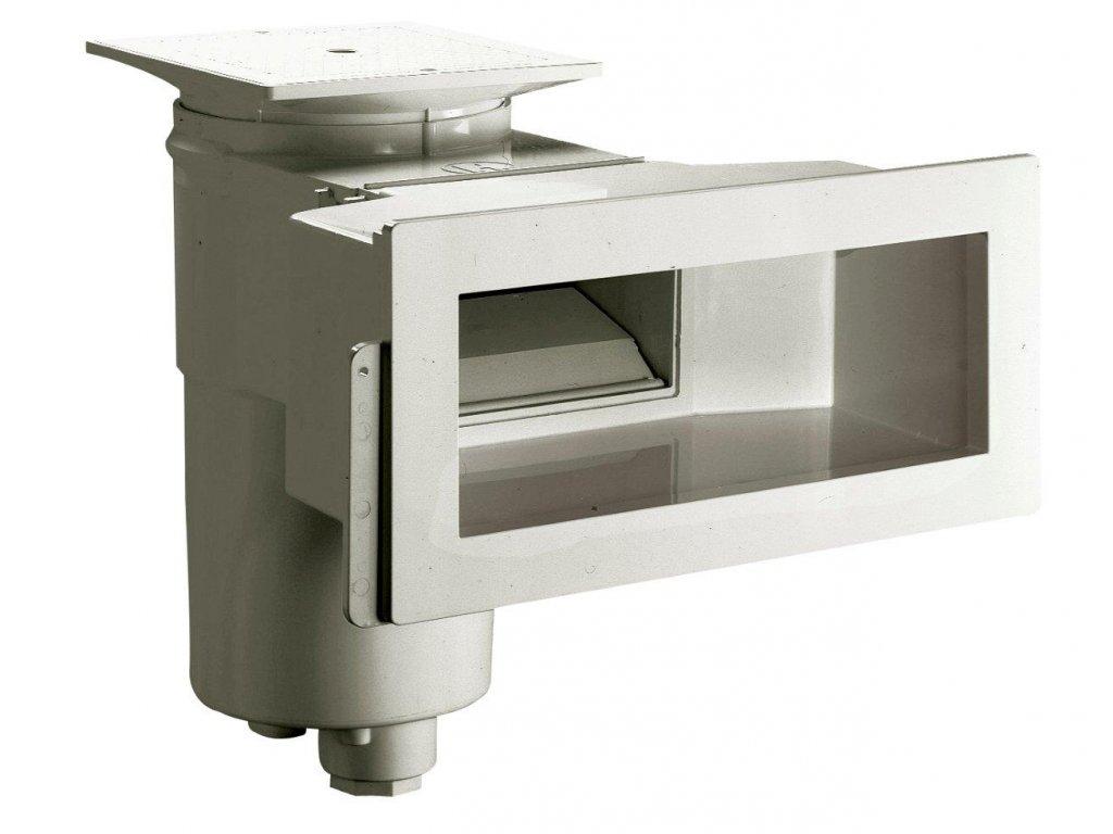 Skimmer Hayward, sání 400 mm x 200 mm, pro fólie, bez vak. kotouče 1
