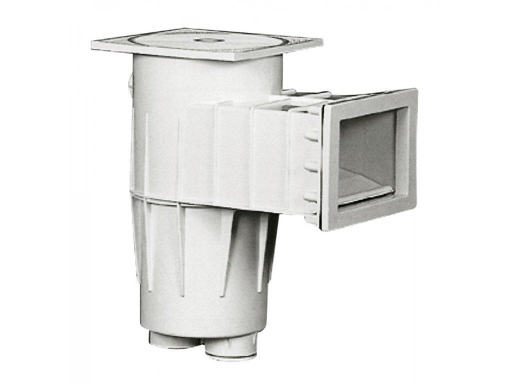 Skimmer Cofies Premium sání 200 x 150 mm, pro fólie, bez vak. kotouče 1