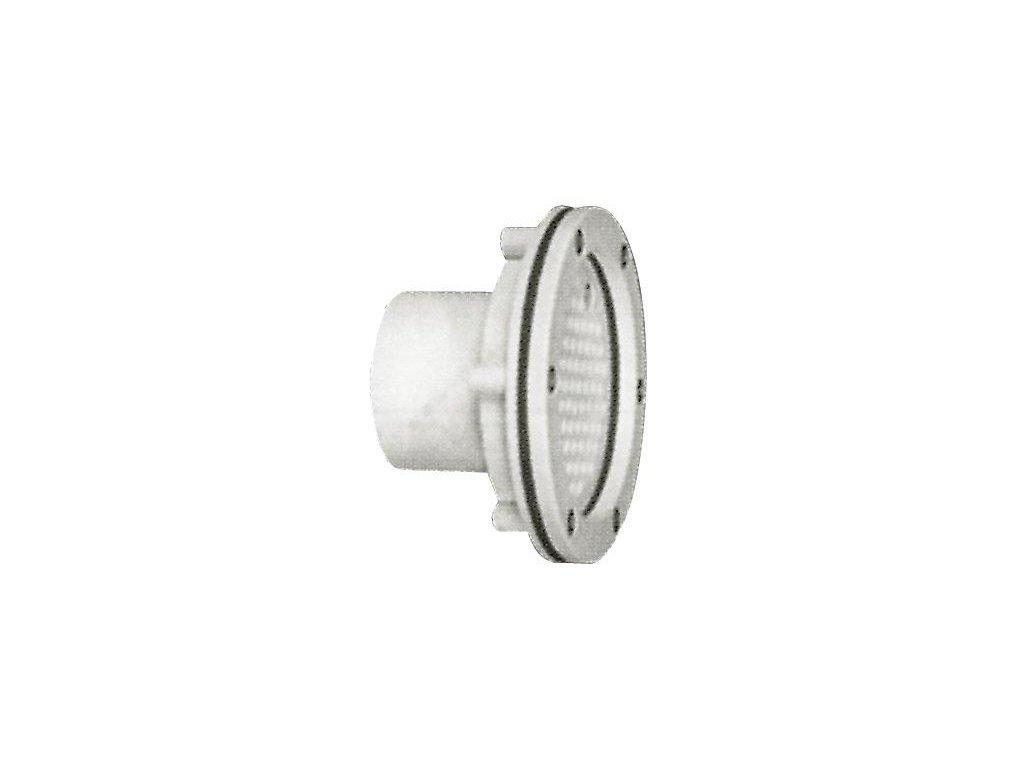 Sání Cofies 10 m3h 1, s přírubou pro fólii, napojení lepením 63 mm 1