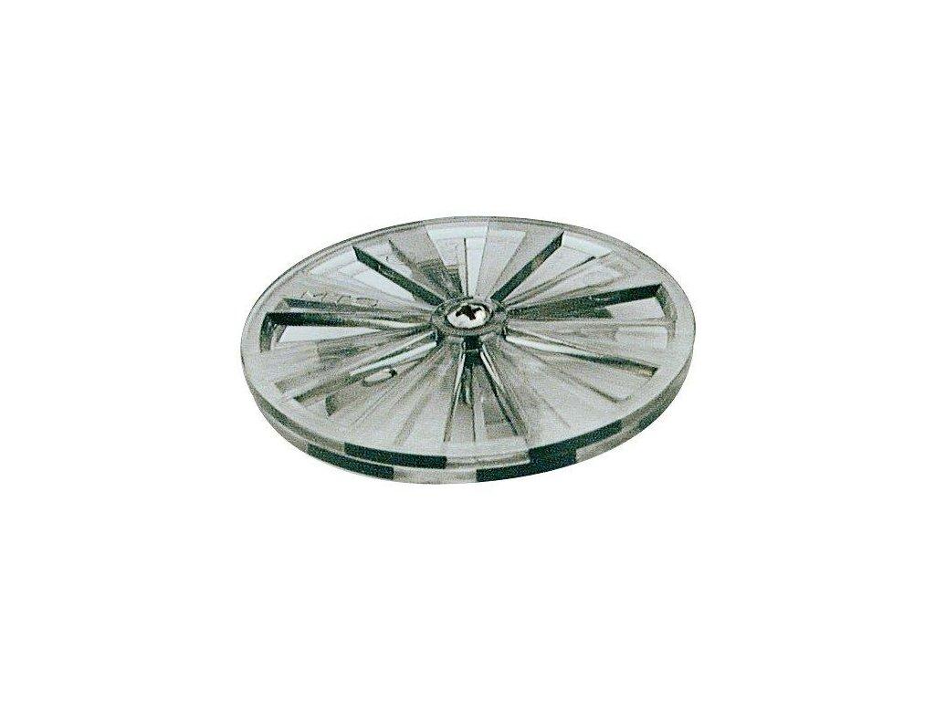Stavitelný regulátor množství vody, transparentní, 11c2 palce