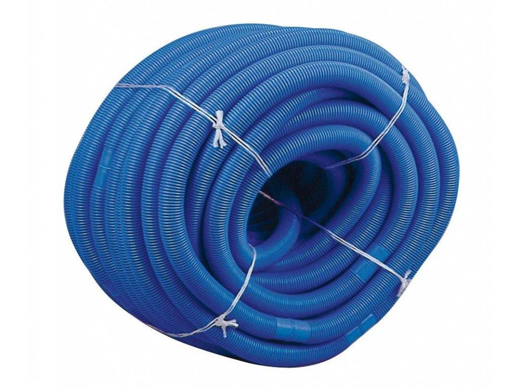 Plovoucí hadice s koncovkou 51m na sadu, prům. 38mm,modrá barva