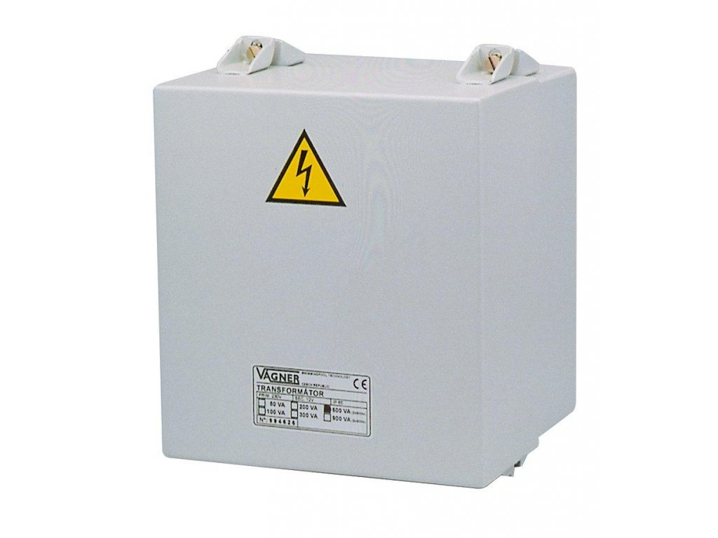 Bezpečnostní transformátor 600 W, 230 V na 12 V