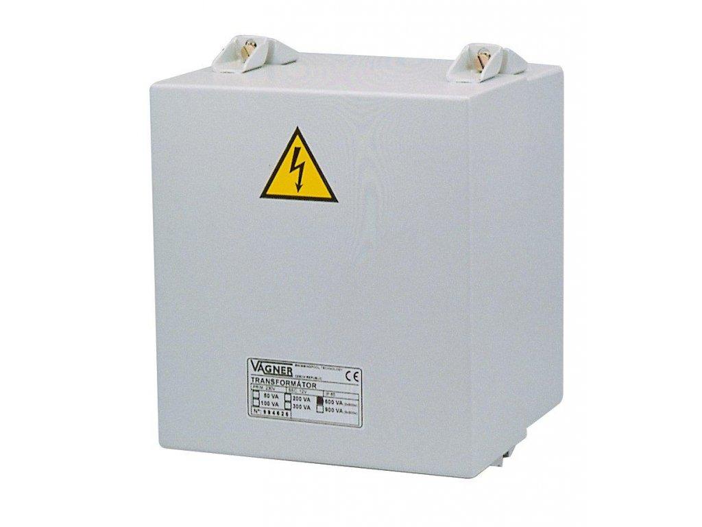 Bezpečnostní transformátor 900 W, 230 V na 12 V
