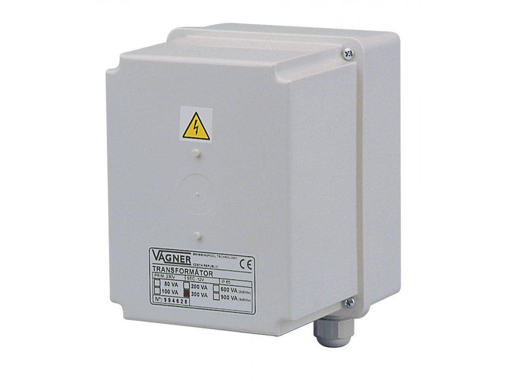 Bezpečnostní transformátor 300W toroidní
