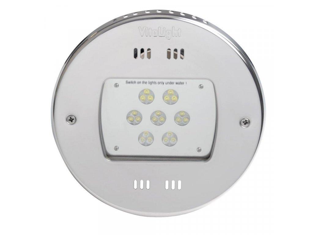 Silné LED světlo, 21 LED – 7 200 lm, 24 V, RGB