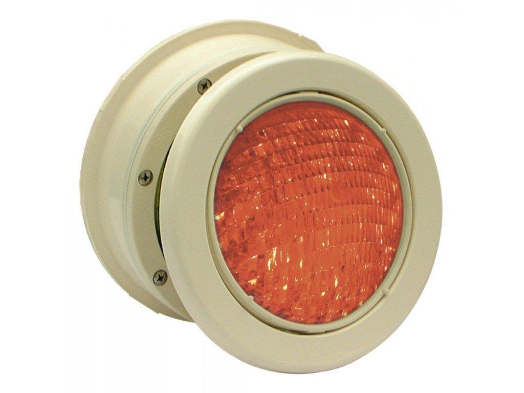 Podvodní světlomet MTS LED RGB 16W, ABS plast