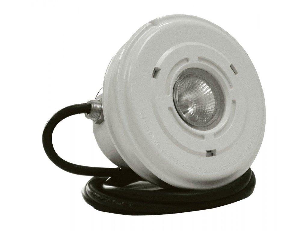 Podvodní světlomet VA 50W s hrncem a přírubou, pro fólii 1