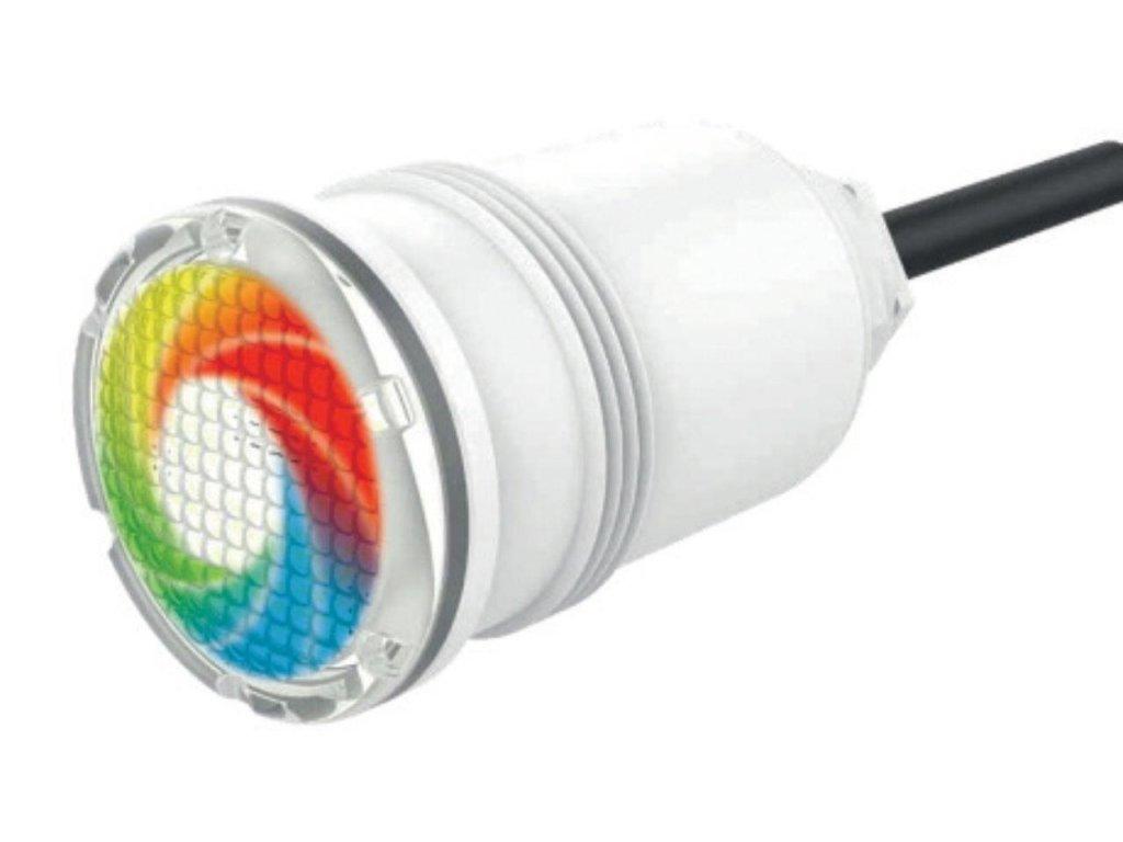 Světlo SeaMAID MINI 9 LED RGB, instalace do trysky