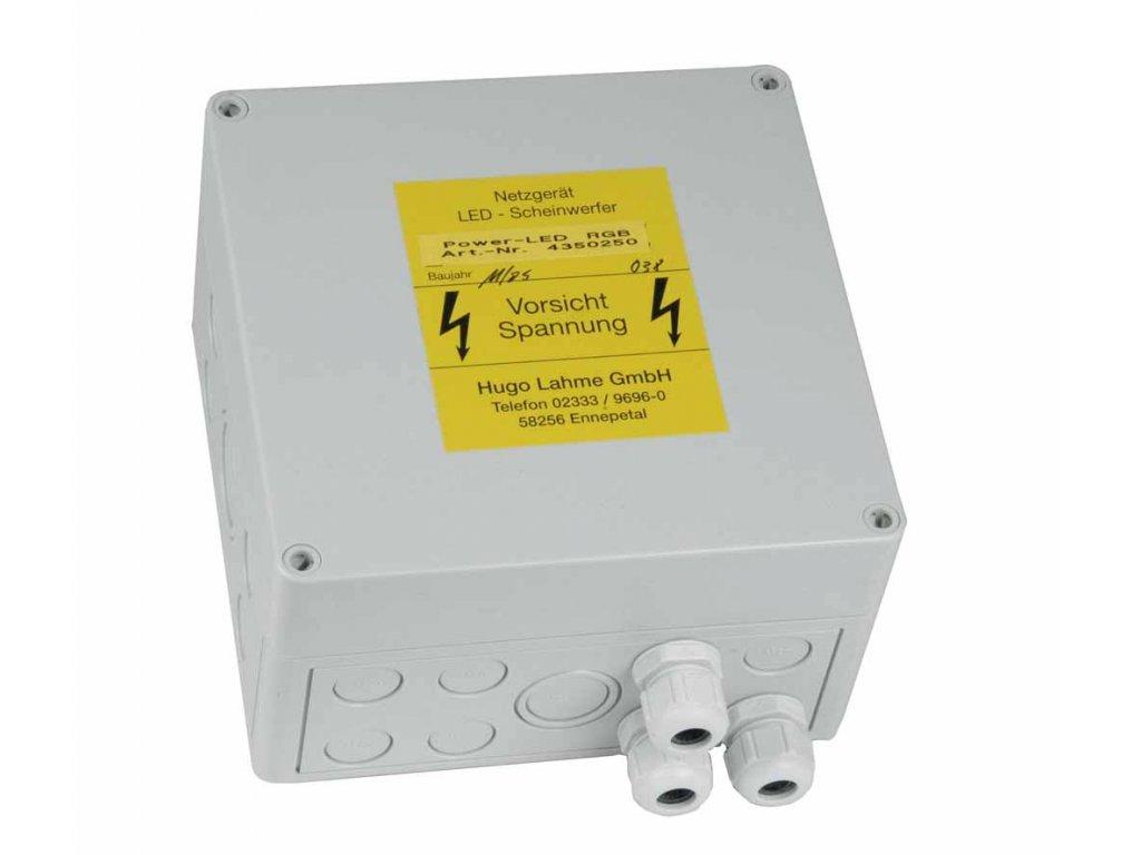 Hlavní zdroj pro LED RGB světla řídící jednotka