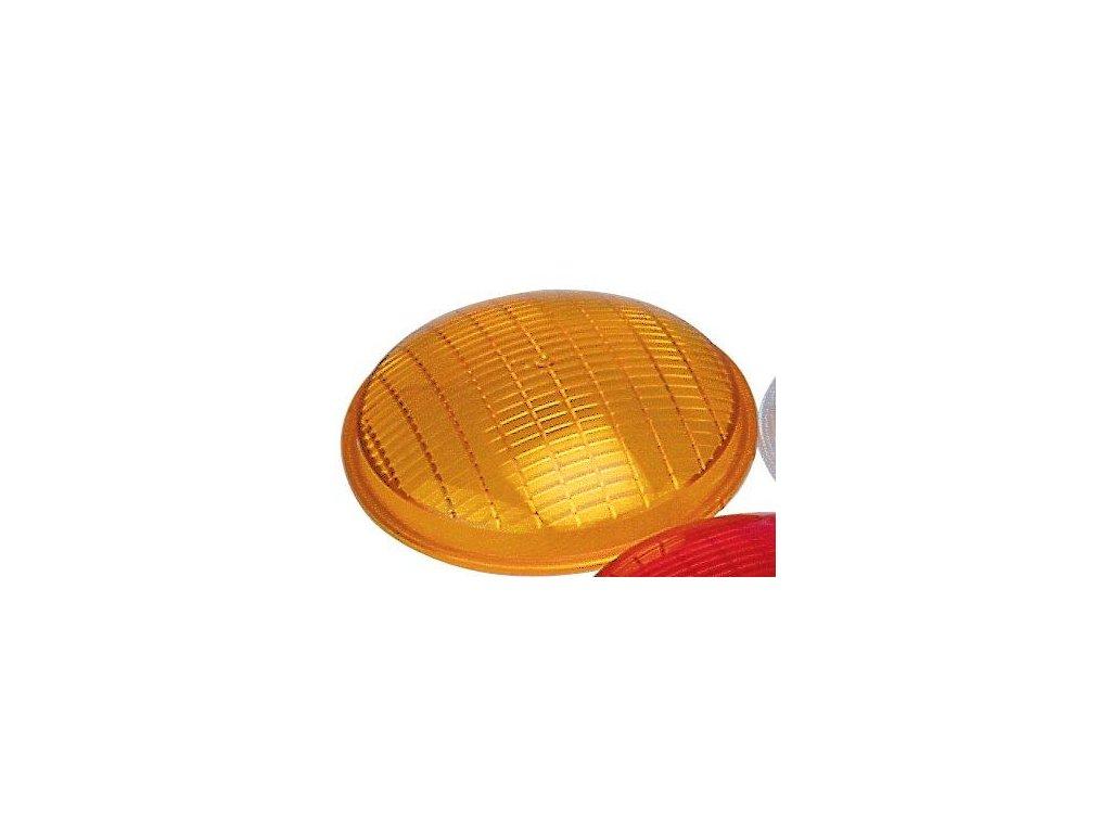 Barevná clonka Světlo VA 100 W (žlutá)