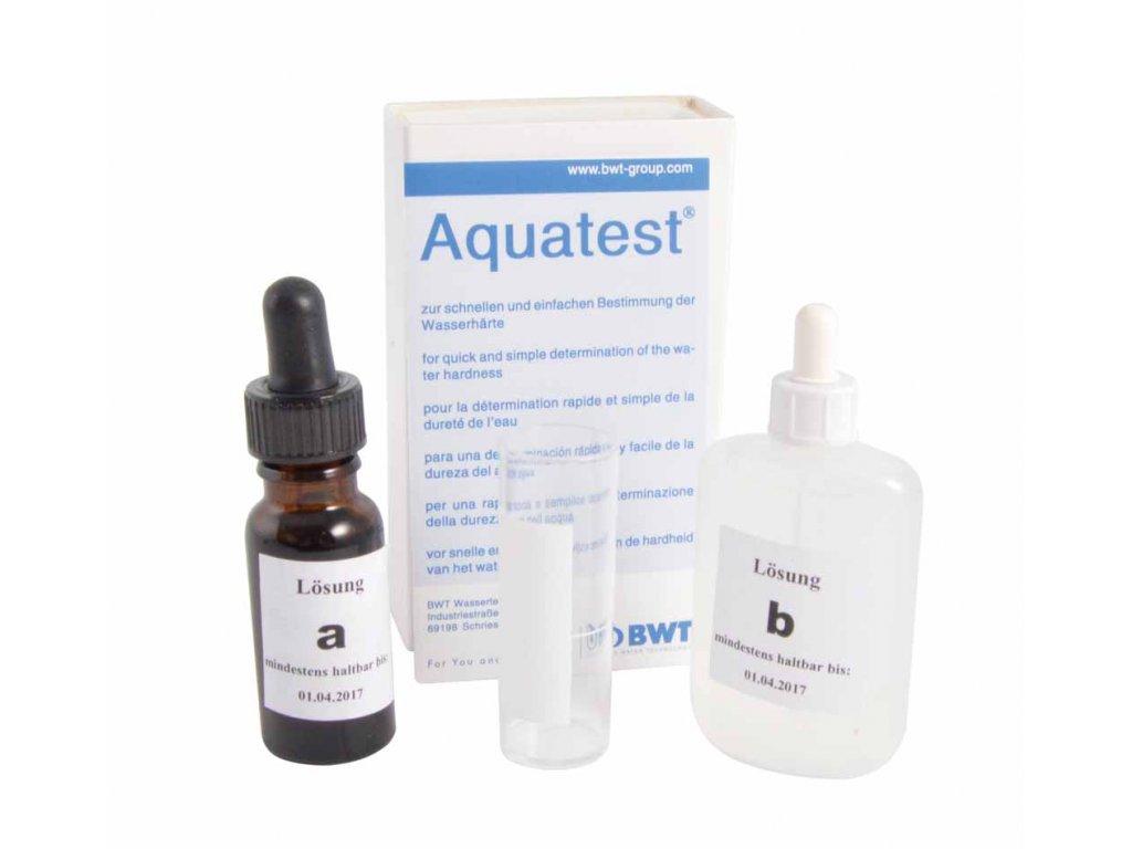 Tester tvrdosti Aquatest