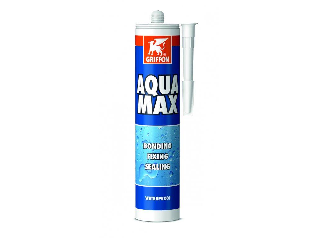 Aqua Max Lepidlo pod vodu 415 g, bílé