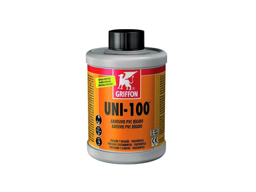 PVC lepidlo Griffon 500 ml se štětcem 1