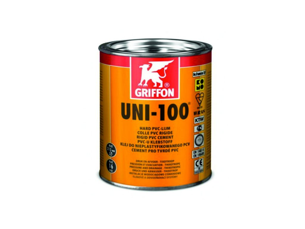 PVC lepidlo Griffon 1000 ml 1