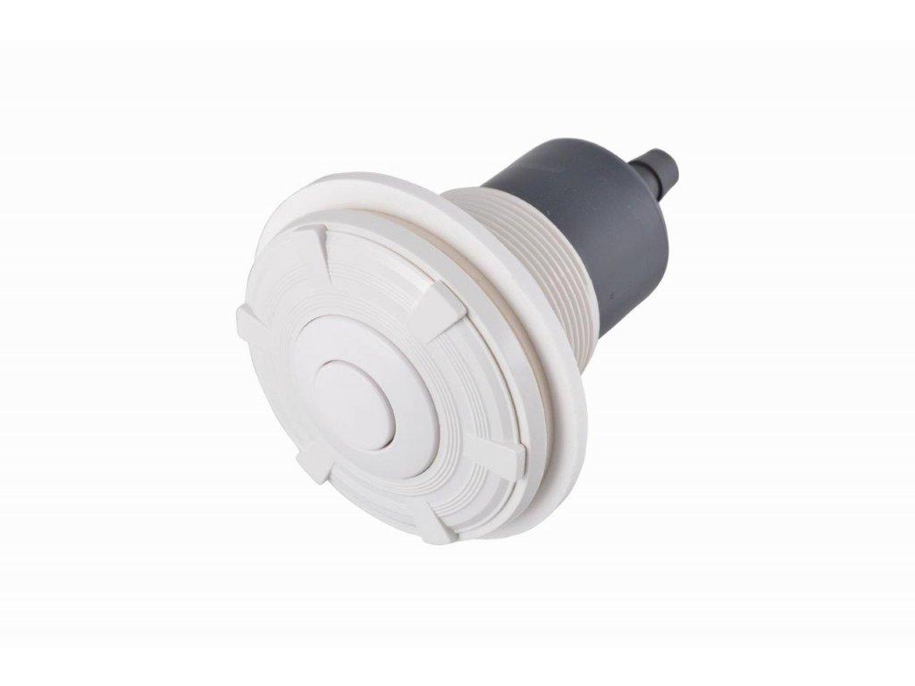 6038 pneumaticke tlacitko vcetne pruchodu betonem pro folii