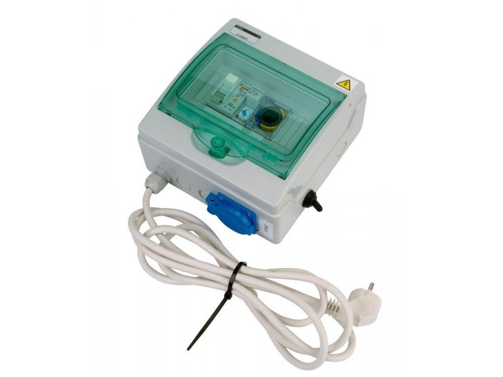 6489 automaticke ovladani pro filtraci f1 s flexokabelem