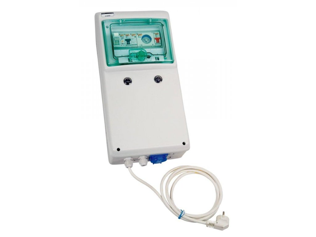 6498 automaticke ovladani pro filtraci trafo svetlo f1 300w