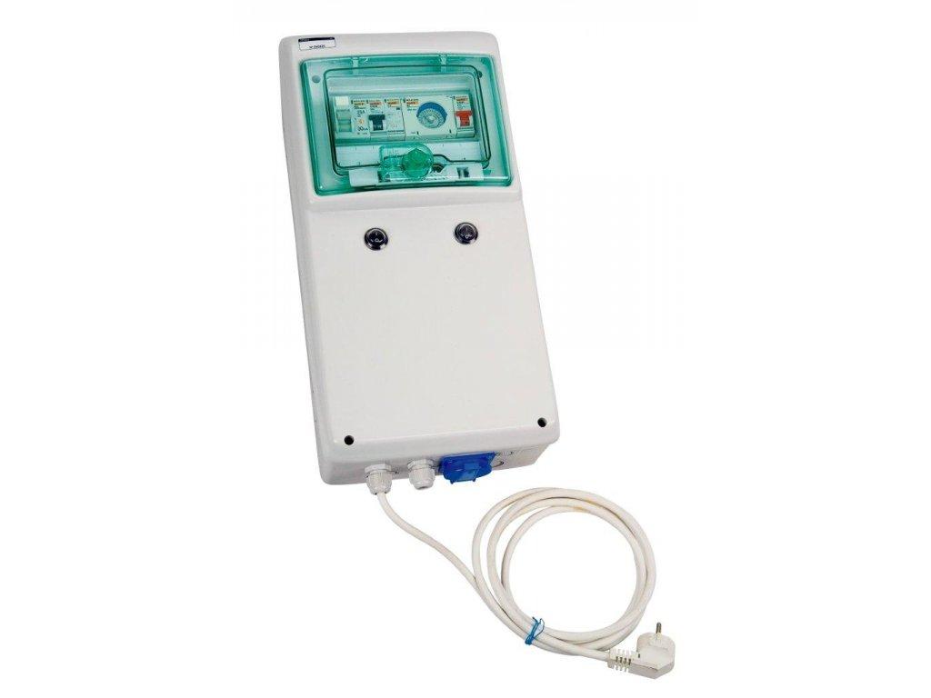 6504 automaticke ovladani pro filtraci trafo svetlo protiproud f1 600w