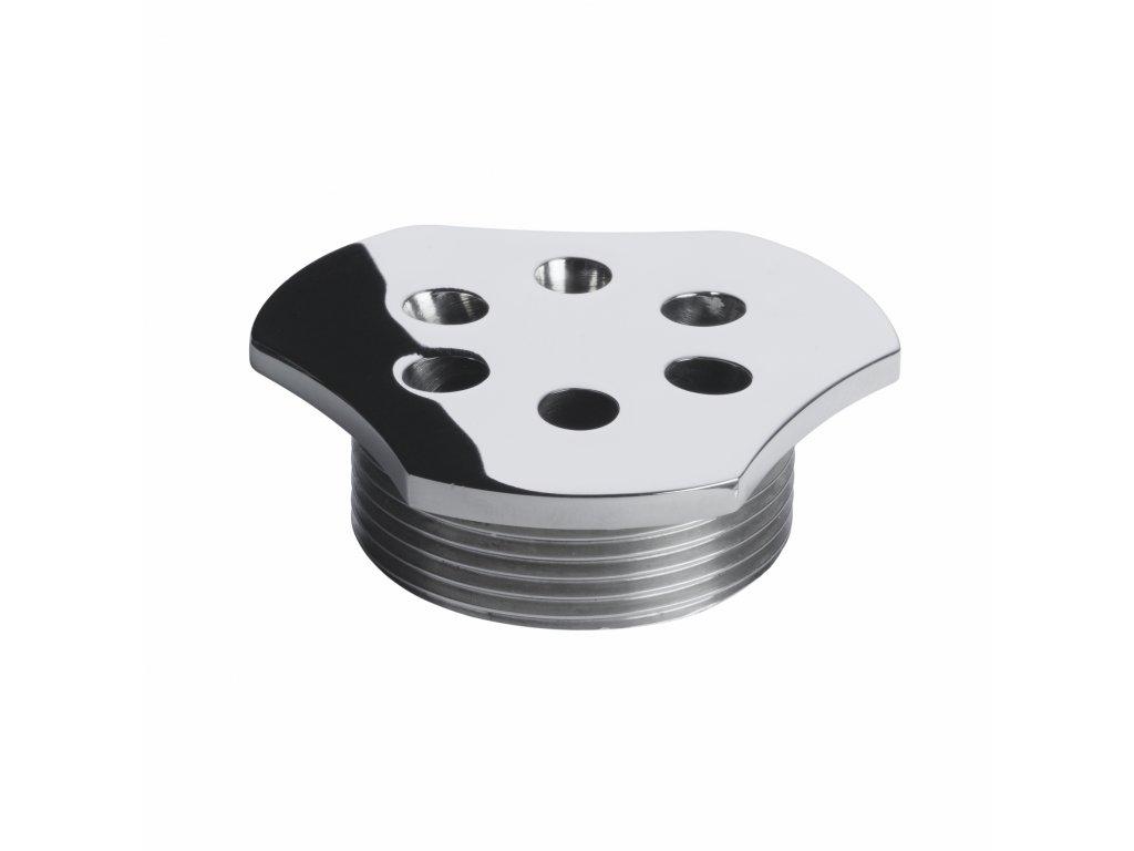 7047 vtokova cast trysky vamila nerez 6x 8 mm sikme