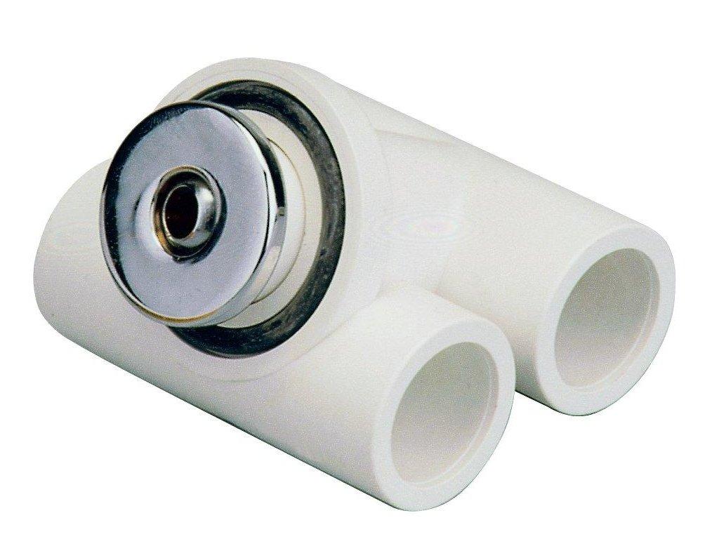 7434 hydromasazni tryska mikrotryska abs chrom otvoru 12 mm