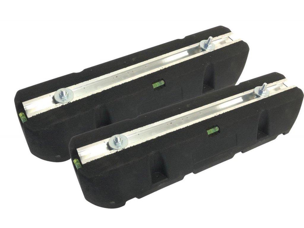 Set silentblokových podstavců pod tepelné čerpadlo 600mm (2ks)