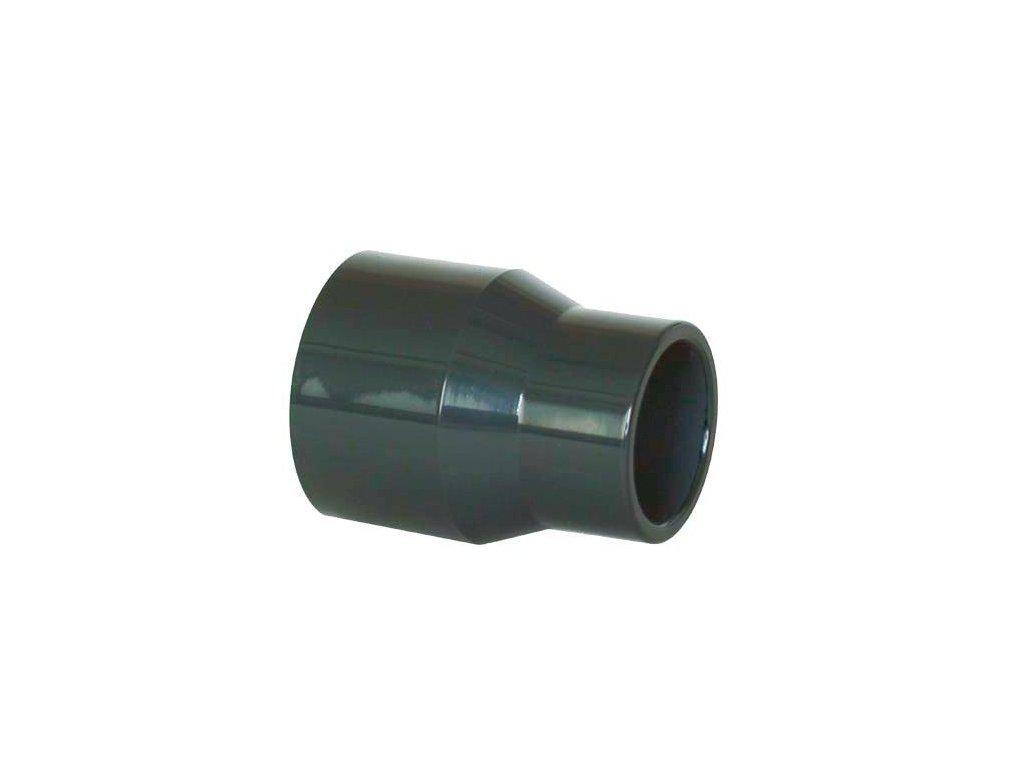 PVC tvarovka - Redukce dlouhá 110–90 x 63 mm