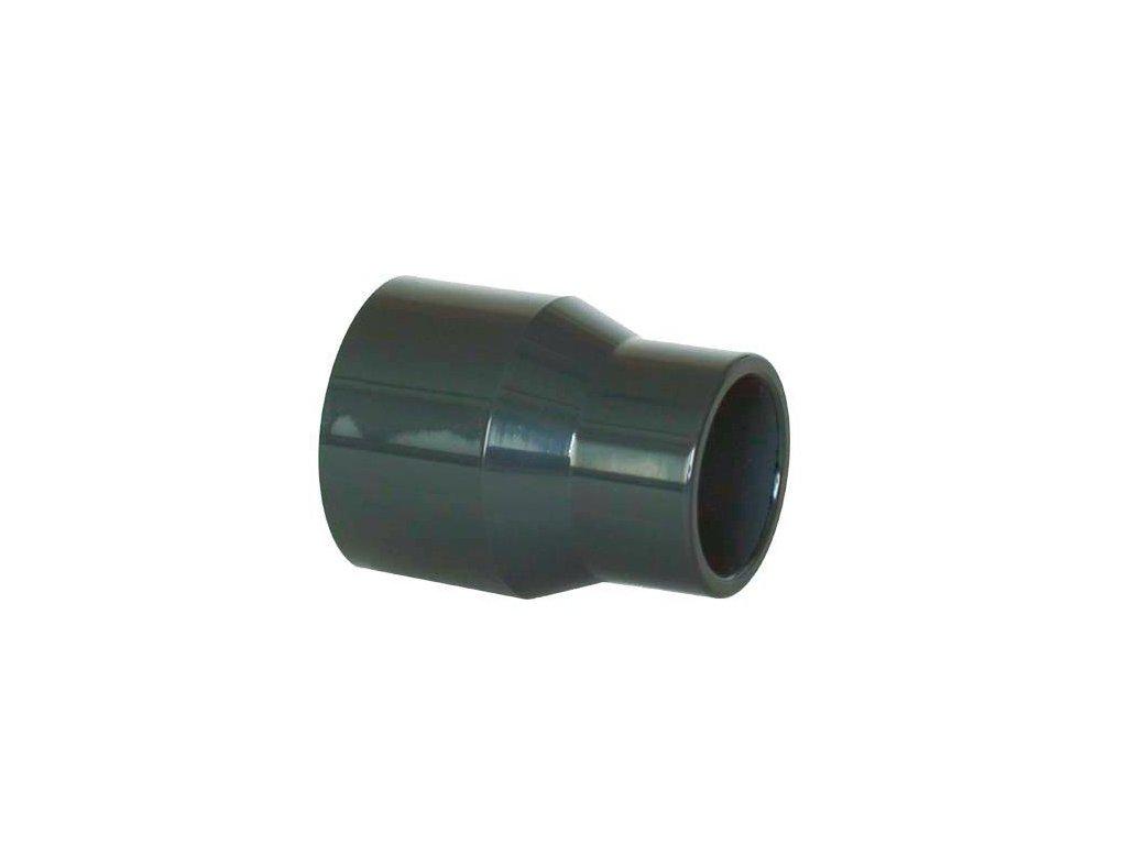 PVC tvarovka - Redukce dlouhá 125–110 x 75 mm