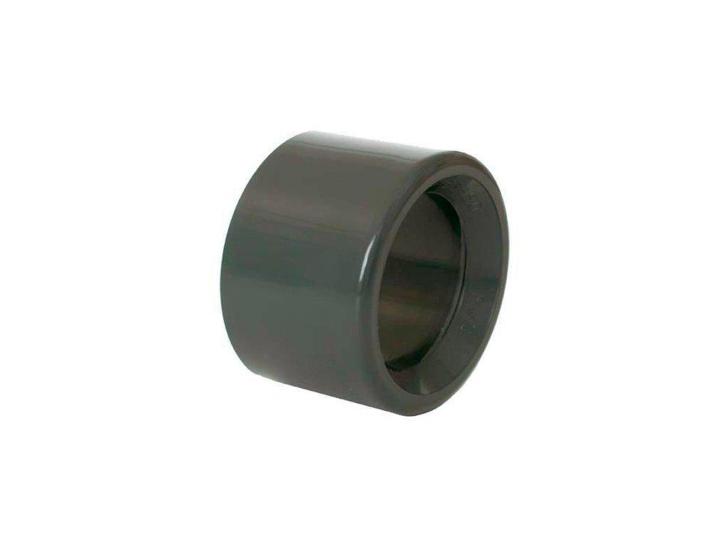 PVC tvarovka - Redukce krátká 125 x 110 mm